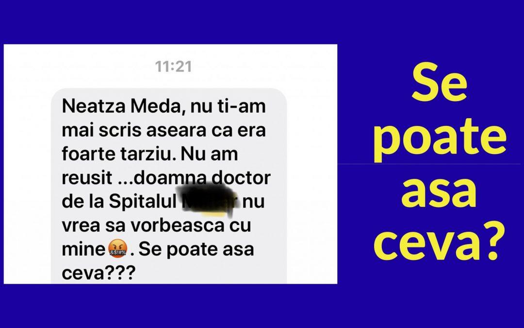 Meda, se poate asa ceva in Romania?